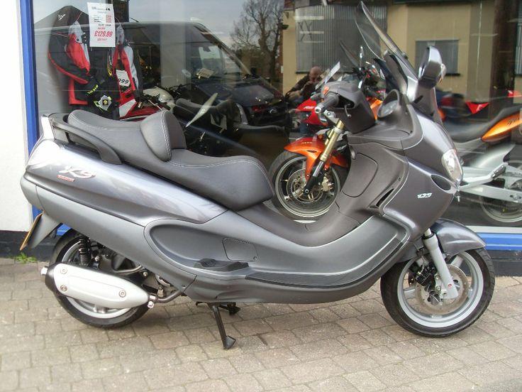 PIAGGIO X9 125 cc X9 125 Evolution - http://motorcyclesforsalex.com/piaggio-x9-125-cc-x9-125-evolution/