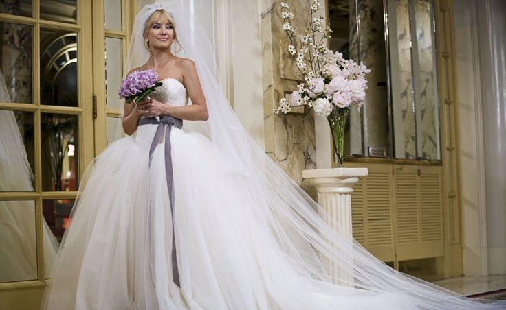 Bride Wars Vera Wang wedding dress!!