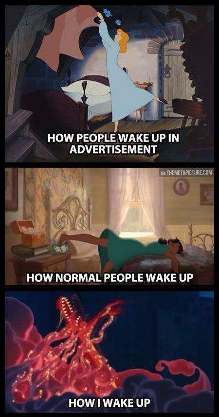 Five Funny Disney Pictures