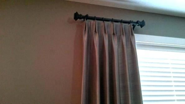 Image Result For Side Curtain Rods Curtains Curtain Rods Home