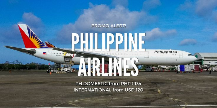 Philippine Airlines Promo - Weekend Seat Sale for May to November, December 2017 https://www.detourista.com/promo/alert/philippine-airlines-weekend-seat-sale-may-november-december-2017/  On this month's first weekend promo, Philippine Airlines is offering cheap flights for travel this May until the October, November and December 2017. PAL is selling promo fares to selected Philippine domestic routes for as low as PHP 1,134 ALL-IN! International flights are also on sale from USD 120 ALL-IN…