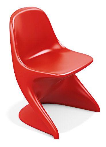 """In Casalino leeft de geest van de jaren zeventig voort: hij is vol elan, elegant en toch robuust. Casalino is stapelbaar, afwasbaar en kleurvast. In 1971 is hij bekroond met de award """"Die gute Industrieform"""" en de kwaliteiten van destijds voldoen nog steeds aan de eisen van nu. #Kinnarps #Casala #Casalino #Stoelen"""