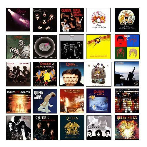25 Best Ideas About Queen Album Covers On Pinterest