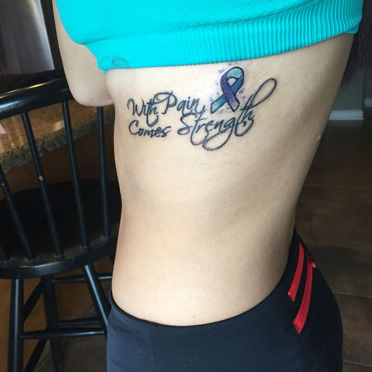 12 Best Chronic Pain Tattoo Ideas Images On Pinterest: 147 Best Tattoo Awareness Ribbon Designs And Ideas Images