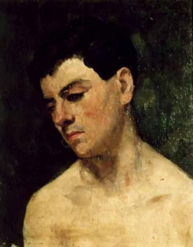Head+of+a+young+man+-+Ion+Andreescu