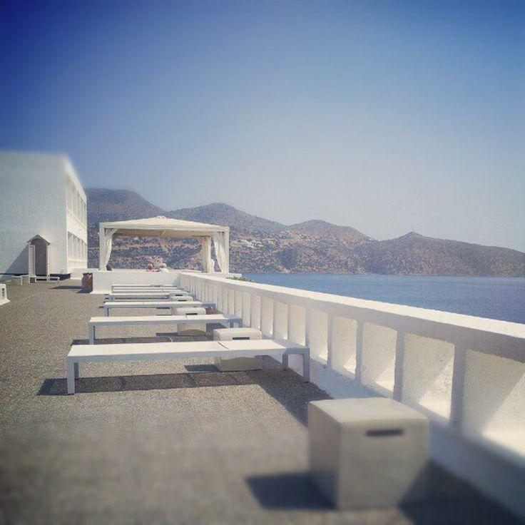 Photo taken by @Kira k! #AgiosNikolaos #Crete #Summerholidays