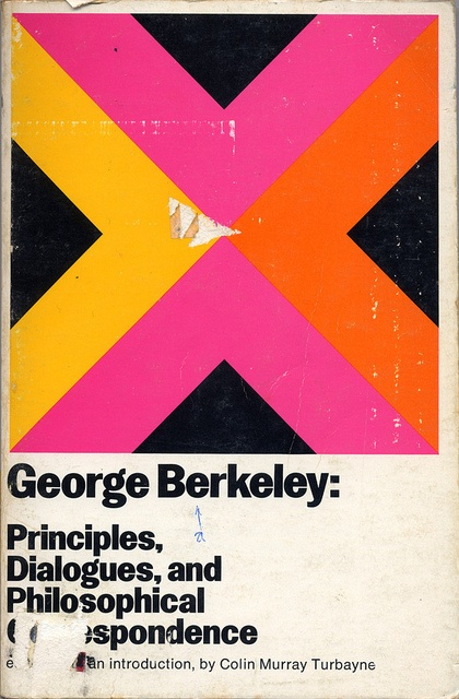George Berkeley. No designer credit, boo.
