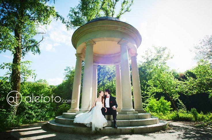 wedding photoshoot Wrocław / plener ślubny #Wrocław http://alefoto.com.pl