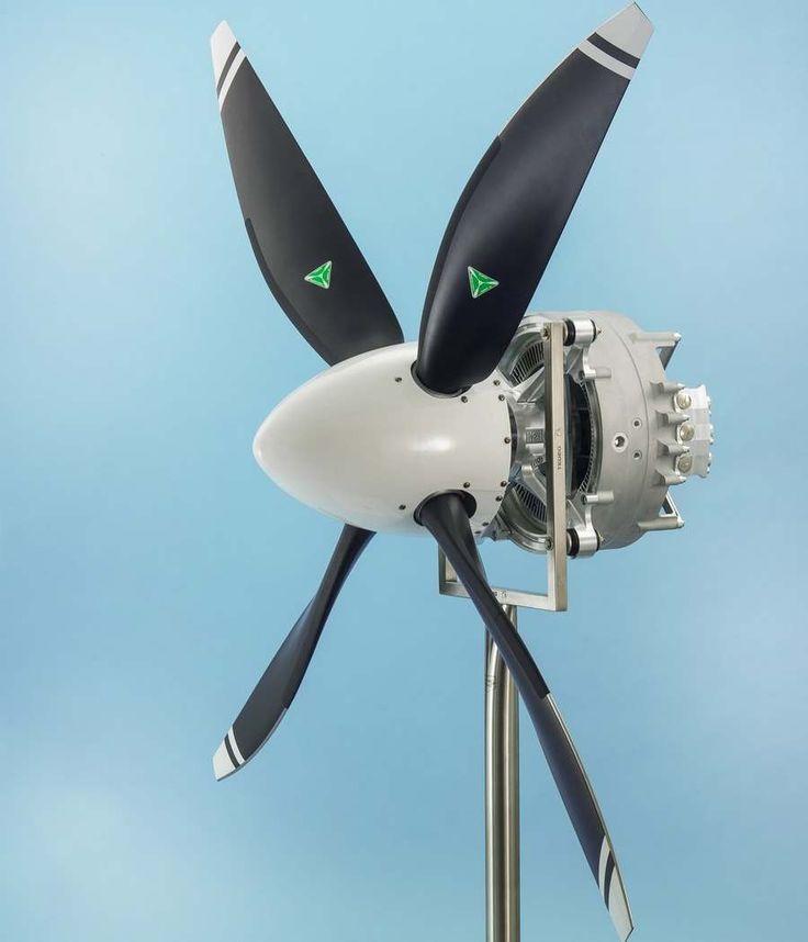Siemens exceptional Electric Aircraft Motor  , - ,   Siemens has deve...