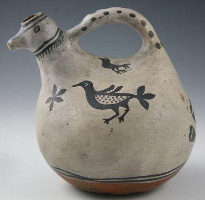 Cochiti Pueblo Pottery - Cochiti Pot