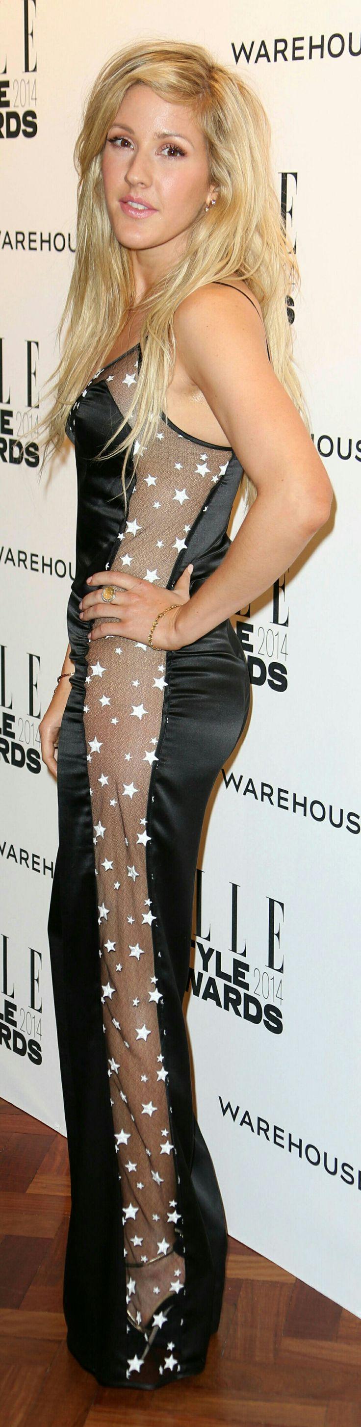 Ellie Goulding: The 2014 ELLE Style Awards