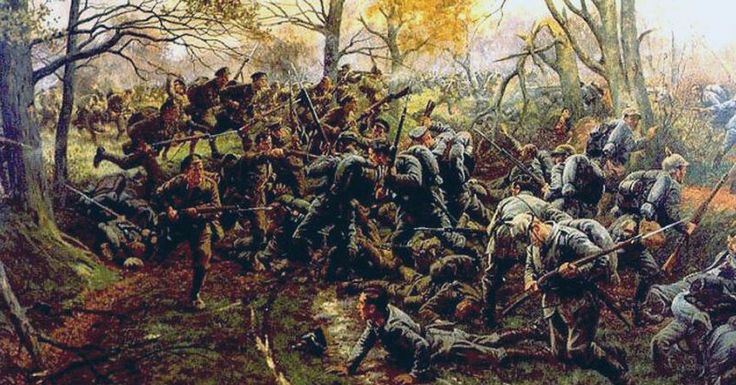 The First Battle of Ypres, 1914 – A Harbinger Of Things To Come