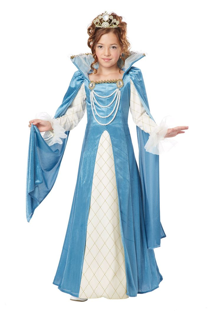 Renaissance Queen Costume - Children Fantasy Costumes at Escapade™ UK - Escapade Fancy Dress on Twitter: @Escapade_UK