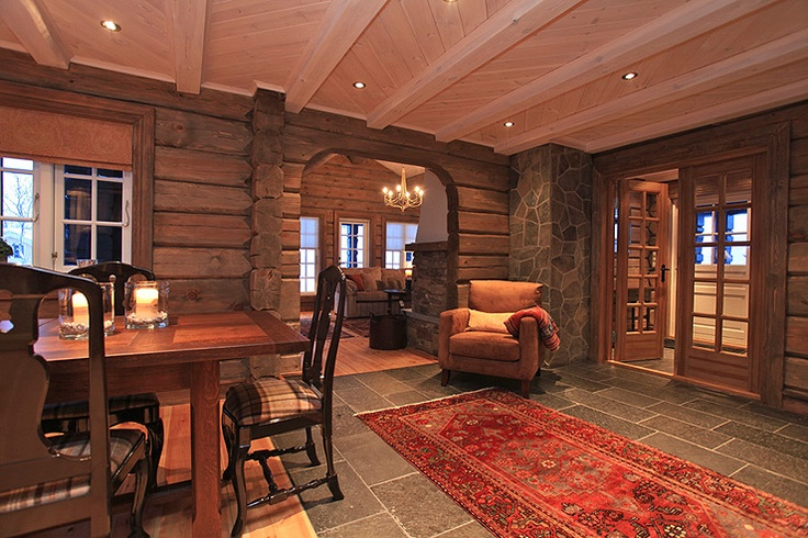 Beautiful cabin in Geilo with cosy fire place.  Onle 500 meter fra alpine center.