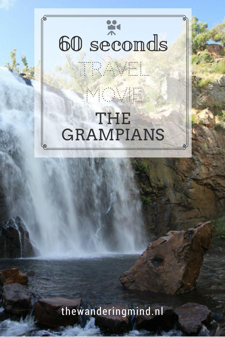 60 Seconds travel movie: The Grampians  #australie #travel movie #the Grampians