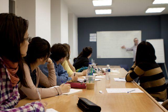 "Foto: ""Teaching workshop"" by Jirka Matousek"