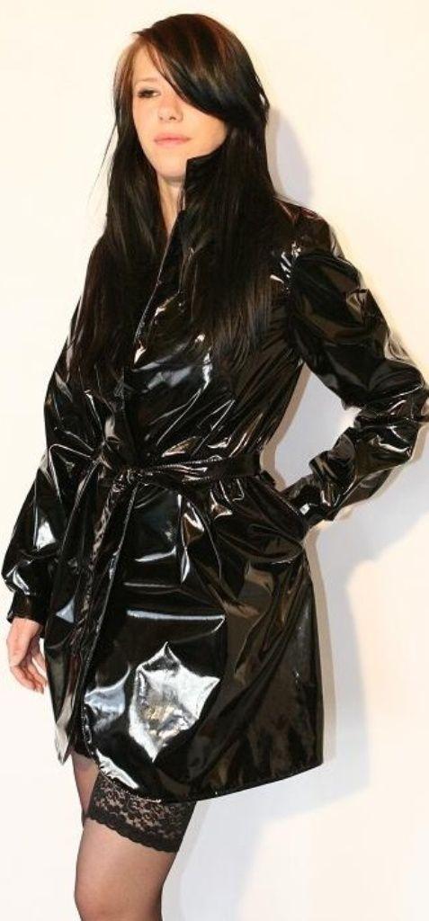 bildergebnis f r coupe vent k way lily vinyl noir femme veste et manteau pret a porter femme. Black Bedroom Furniture Sets. Home Design Ideas