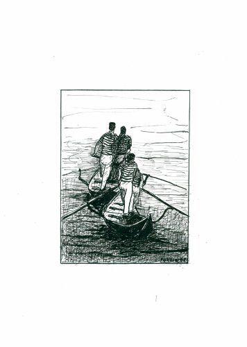Gondolieri -Clicca per ingrandire