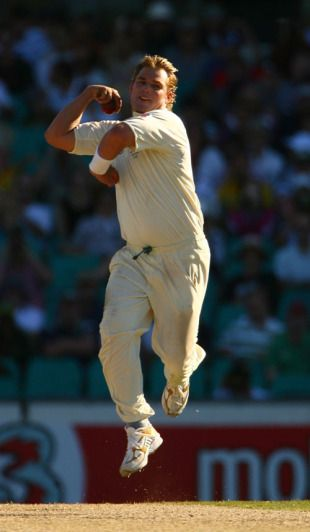 No bowler exemplifies the art of the legbreak as much as Shane Warne does; no bowler ever will