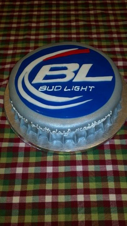 25 Best Ideas About Bud Light Cake On Pinterest Beer