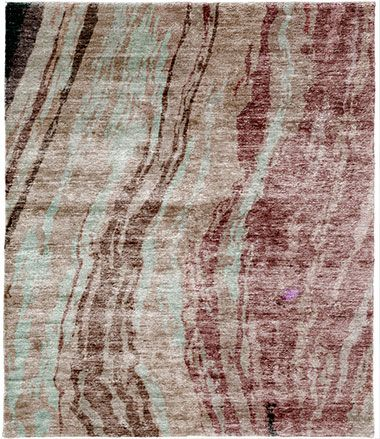 Arbutus G Hand Knotted Tibetan Rug from the Tibetan Rugs 1 collection at Modern Area Rugs
