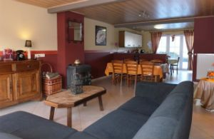 Rural Gîte - Gîte du Rancourt 1 - Tillet — Les Gites de Wallonie לבדוק האם המחיר יותר זול (449 לעומת 489 באתר הבית), והאם יש חדר שירותים נוסף