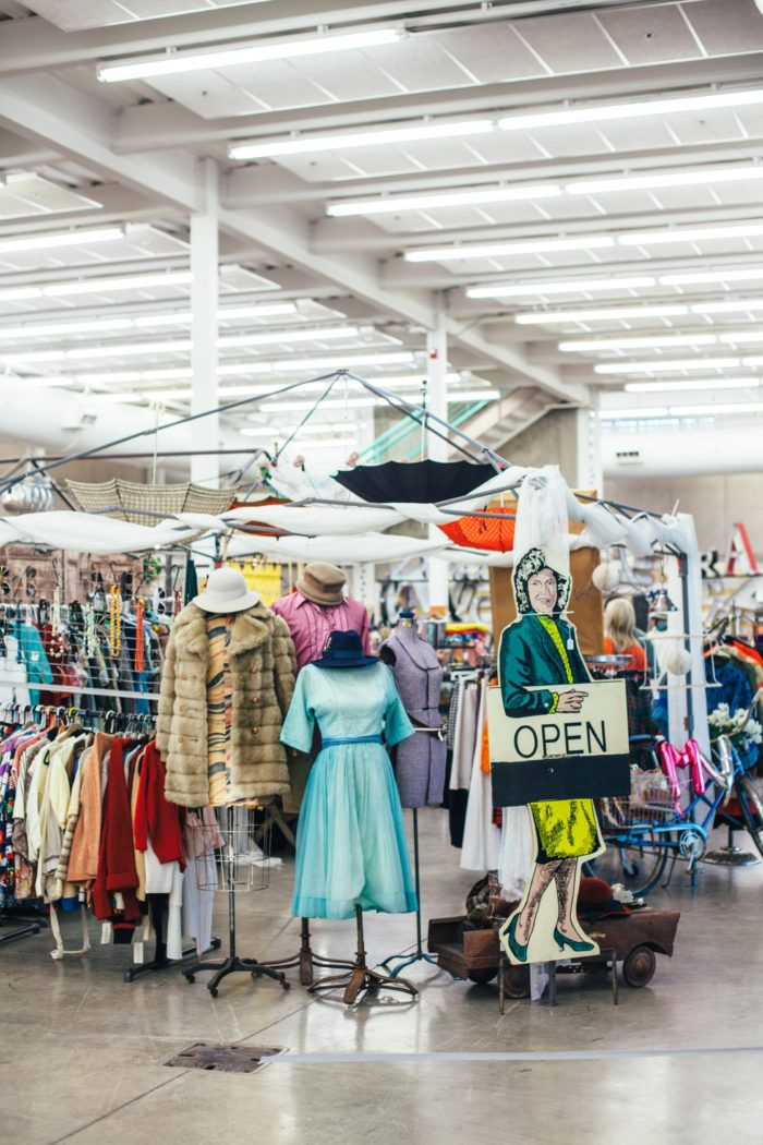 The Most Amazing Vintage Market In The U S Is Right Here In Denver And You Ll Want To Visit Vintage Clothing Stores Vintage Shops Vintage Outfits