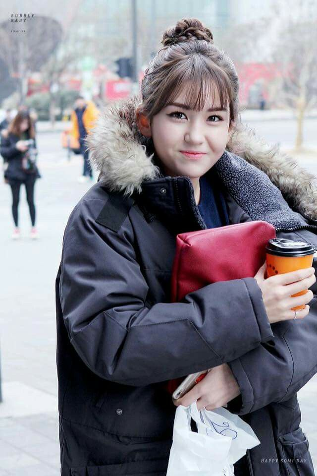 #JYP Jeon Somi