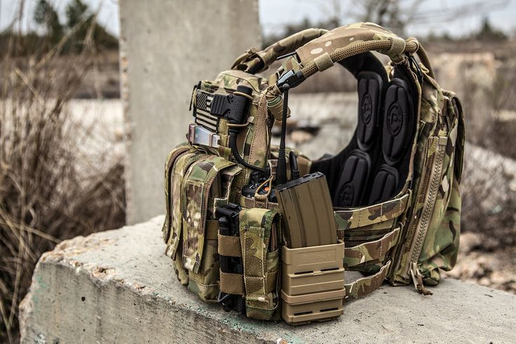 Crye Precision AVS - Plate Carrier. Love these guys, best plate carrier in the world. This will be my next investment!