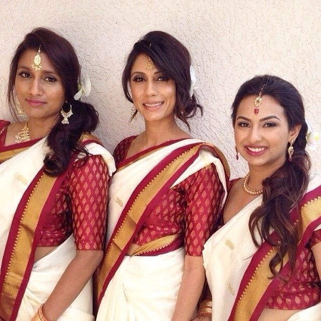 Styling Makeup: Min-Jee Mowat @minjee87 Hair: Sarah Mak @makimaaak #bridesmaids #bridal #bridalhair #wedding #weddinghair #asianhair #asianwedding #indianhair #indianbride #indianbridal #indianmakeup #indianjewelry #indianwedding #saree #lehenga #tikka #vancity #vancouver #vancouverbc #vancouverite #vancouverhair #vancouverbride #vancouverwedding #vancouverisawesome