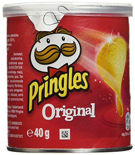 Pringles Chips Original 40 g: idéal pour vos apéritifs tuile de chips boite référable Cet article Pringles Chips Original 40 g est apparu…