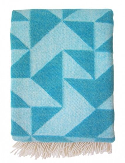 I saw this Danish blanket at the Scandinavian show in London, I bought another one, I should have got two!