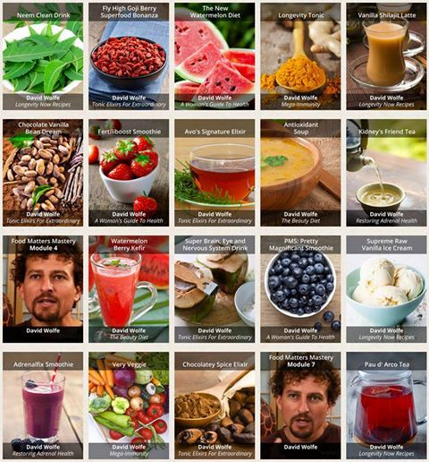 Do you love David Wolfe as much as we do?   We've got loads of his nourishing recipes & some amazing extended interviews! All on FMTV! http://www.fmtv.com/expert/david-wolfe