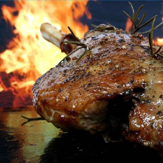 Make a flavorful bone-in pork sirloin roast