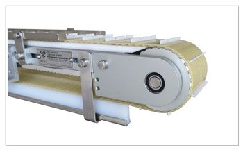 http://performancefeeders.com/custom-applications/high-precision-cleated-timing-belt-conveyor-system