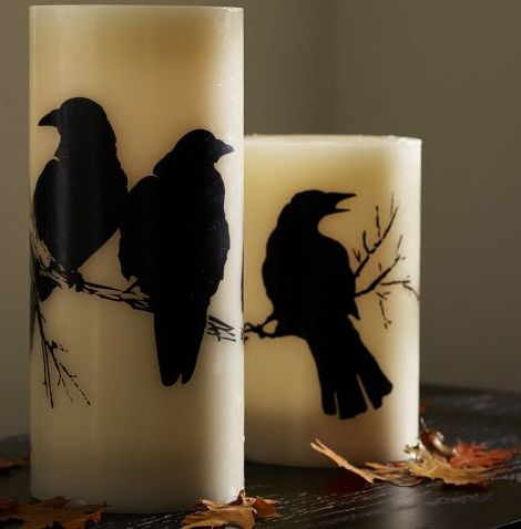 image transfer to candle