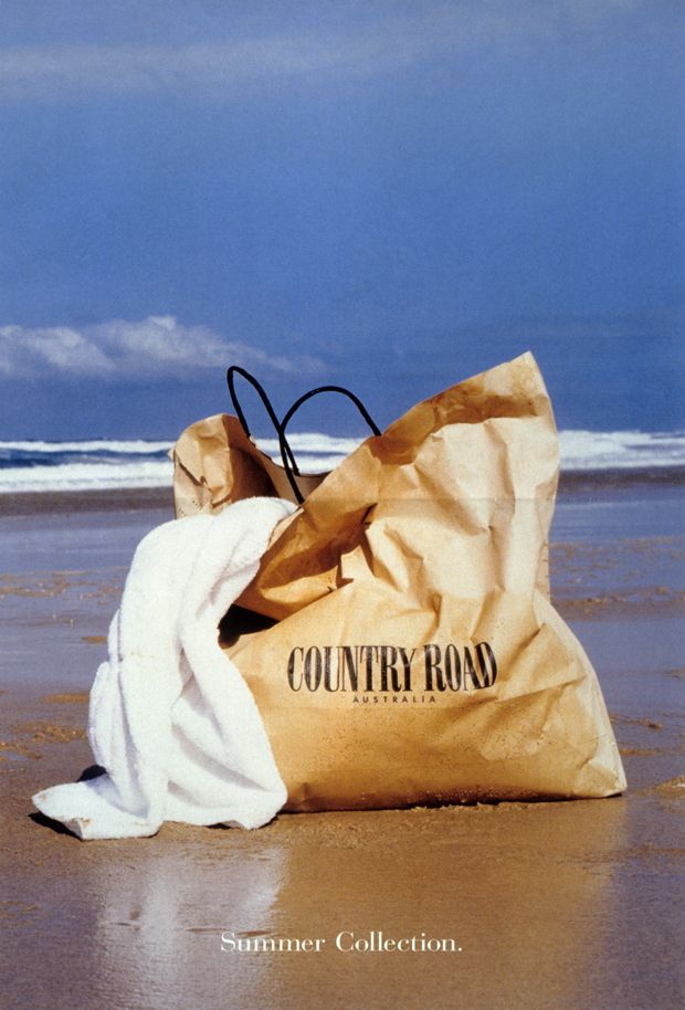 Country Road 1990 - Celebrating 40 years of modern Australian style for Woman, Man, Child and Home