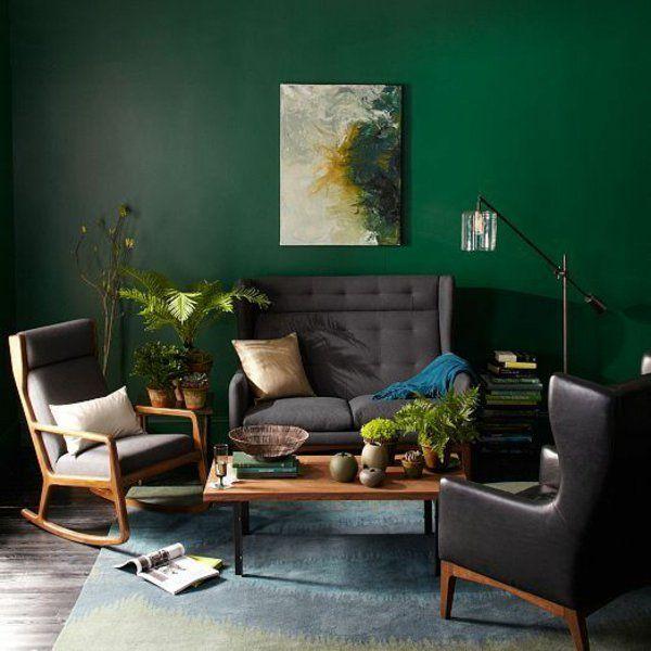 Die besten 25+ Schöner wohnen trendfarbe Ideen auf Pinterest - wohnzimmer braun beige grun