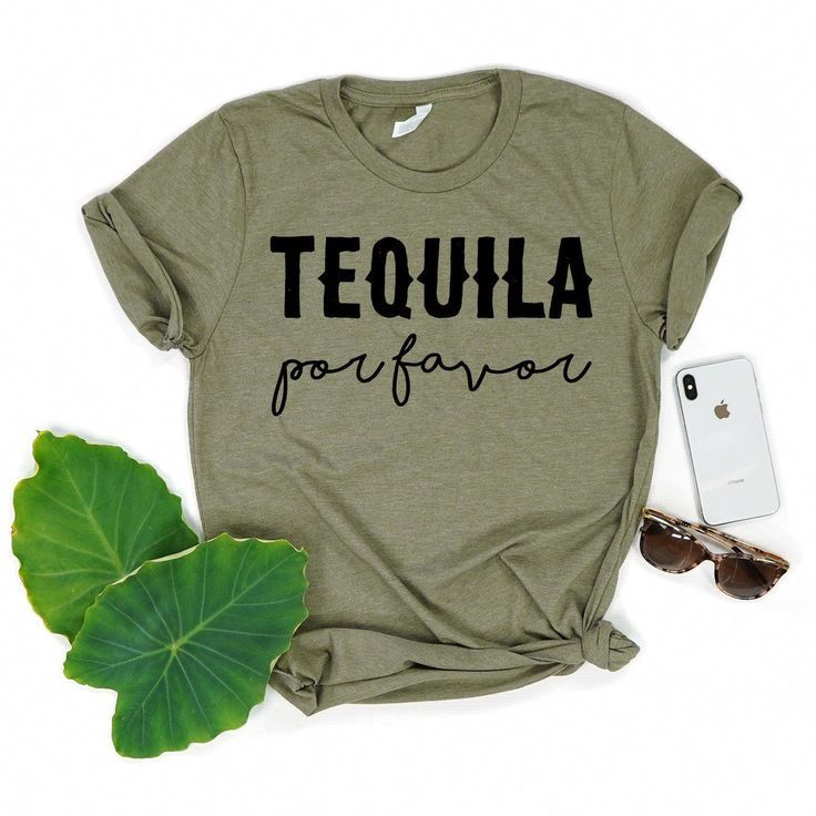 Shirt Print Design, Shirt Designs, Cute Shirts, Funny Shirts, Men Shirts, Tequila Shirt, Funny Drinking Shirts, Diy Shirt, Shirt Refashion