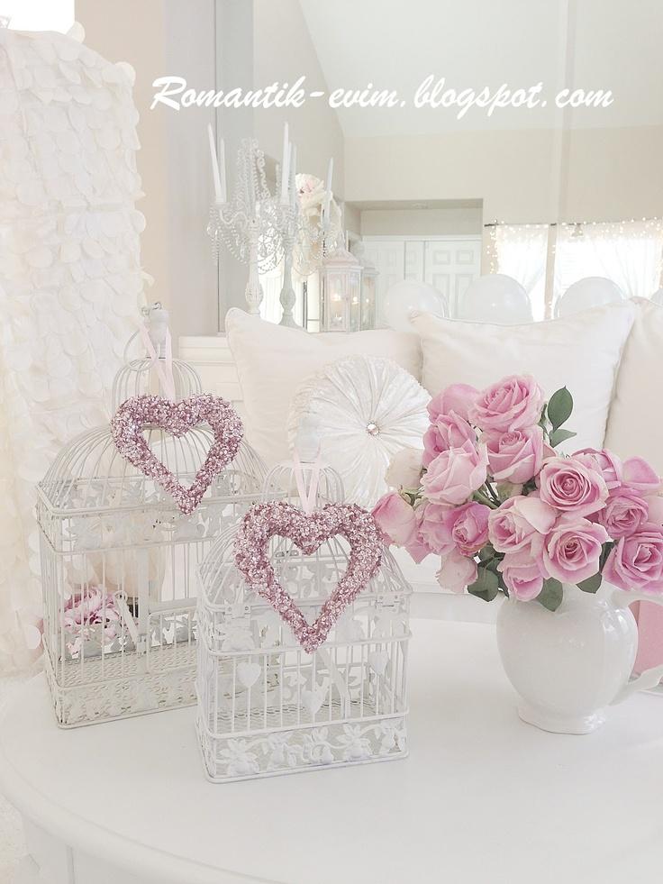 White shabby chic decorating shabby chic blog romantic for Shabby chic blog italiani