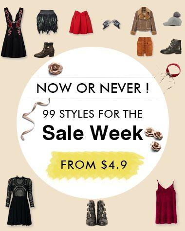 Choies: die neuesten Straßenmode Geschäft - Kaufen Sie die Mode Bekleidung und Schuhe hier