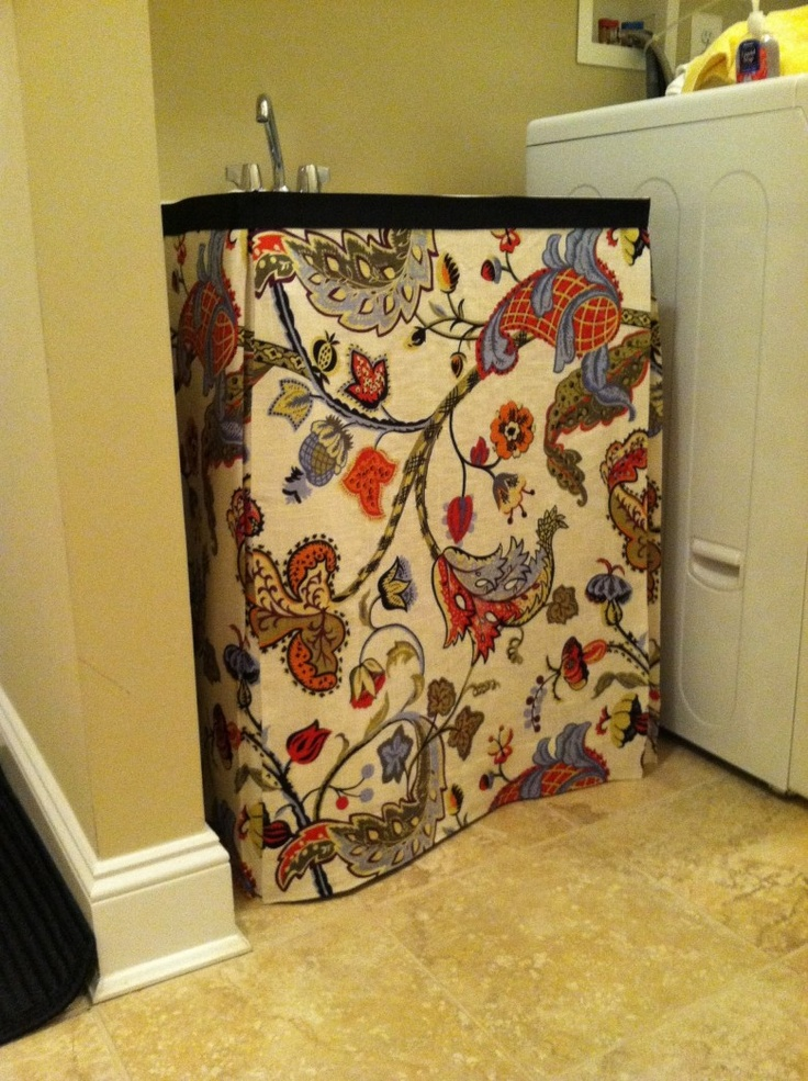 Utility Sink With Cover : Utility sink cover. Never even thought about it! Laundry room ...