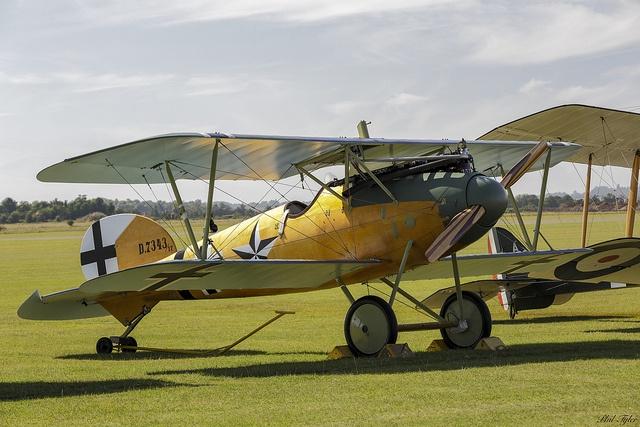 Albatros DVa Replica