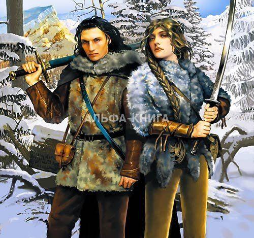 """А все-таки новые обложки на старые книги Громыко - это полный пока. Автору они, вроде бы, нравятся (обложка к """"Верным врагам"""" так и вовсе привела ее в восторг, и читатели получили от ВБП комментар... — BigBattleAxe"""