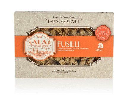 Pasta Linea Farro Gourmet FUSILLI - ALA & Carla LATINI