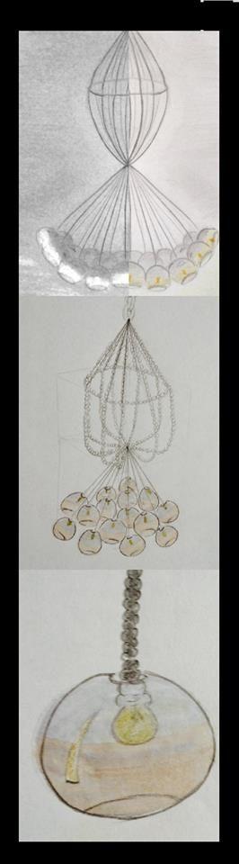 20´s: diseño basado en Coco Chanel, se busca resaltar la figura de la mujeres libre e independiente,con  colores sobrios, dando una imagen misteriosa, funcional y futurista, con algunas composiciones geométricas con contrastes de colores, como negro y beige relación con la vanguardia, se busca flexibilidad y fluidez espacial, creaban reflejos y variaciones de luz, formas rectilíneas y curvas integrando diferentes texturas y materiales armonía entre lo sofisticado,bellos, y funcionales