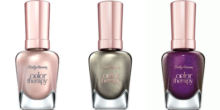 These new nail polishes are infused with conditioning oils that are slowly released over time, so your nails stay continuously hydrated and strong. Sally Hansen Color Therapy nail polishes, $6.72 each, walmart.com.