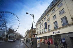 Travelodge Manchester Piccadilly for the Christmas markets November 2015