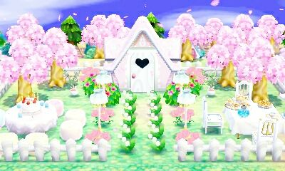 macaroncafe: Tia's super cute tea party! ... - Animal Crossing