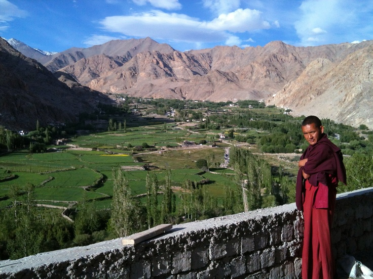 """""""Peace comes from within. Do not seek it without."""" - Buddha  Tibetan buddhist monk @ Phyong monastery, Ladakh, India  By zsombor nagy"""